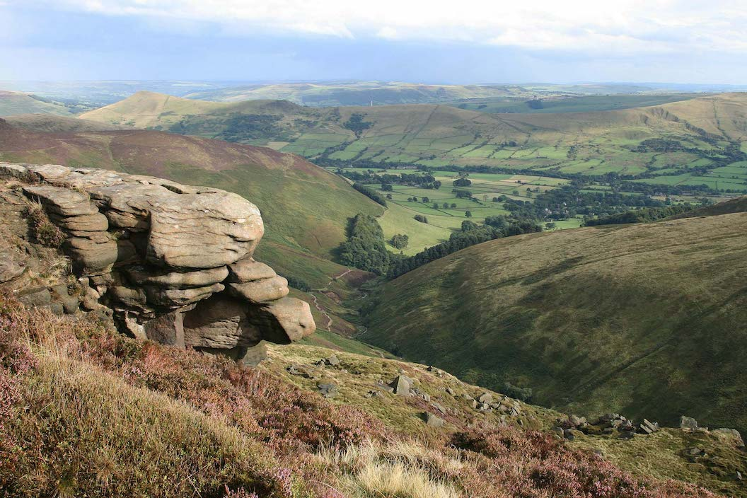 Edale and the High Peak